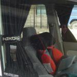 【DQN】運転席窓のカーテンは違法。装着率は5%。年明け一斉取り締まりへ。