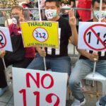 タイ王室を批判した女性、不敬罪で禁錮43年