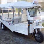 トゥクトゥクで「白タク」営業 運転手を書類送検 横浜