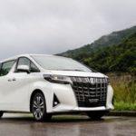 トヨタアルファード 日本350万円 中国1390万円