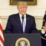トランプ大統領の支持率、議会乱入事件後になぜか上昇w