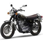 ヤマハのオートバイ「SR400」 生産終了へ