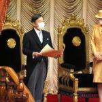 天皇陛下のビデオメッセージ、元日早朝に公表 宮内庁:日本経済新聞