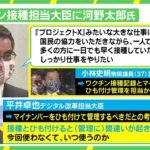 平井デジタル改革相「ワクチン接種はマイナンバーで管理してくれ」