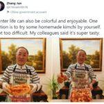 登録者1400万人の中国人トップYouTuber、自家製キムチを漬けながら「中国の食べ物です」→韓国人発狂