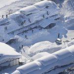 自衛隊に雪かき要請 秋田県