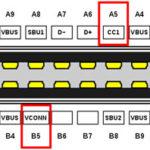 USB Type-C端子には、実は表裏が存在する。転送速度が遅い時は表裏を変えると改善する場合がある。