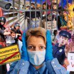 40歳会社員「職場でマスクを強要されて肺機能障害になった。慰謝料払え!」