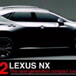 【画像】レクサス新型NXがリークされる。つまらないデザインで登場か