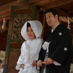 【パヨ慶】 米山隆一氏と室井佑月さんが新潟の神社で結婚式 最後まで添い遂げたい 【パヨ祝】  2