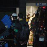 【速報】マンション地下駐車場に6人閉じ込められ3人意識不明 東京新宿