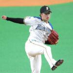 【野球】吉田輝星(20)さん、2回7失点でピシャリ