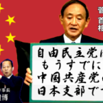 ウイグル問題で自民党が全く動かず 一方、市民団体やパが中国叩きを強める