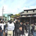 シン・エヴァンゲリオンの聖地の駅にオタク男おっさん 達が集合(画像あり)