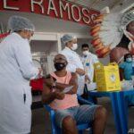 ブラジル株ヤバい コロナICU患者の半分以上が40歳未満の若年層