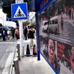 中国で信号無視が激減 違反者は街中のモニターに名前と写真が晒しageられるため