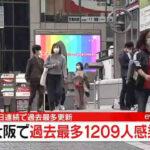 大阪 +1209 (04/16)
