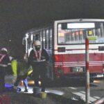 横断歩道でバスに轢かれ死亡女子中学生。乗るバスを間違えた可能性←車カス「バス間違えたのが悪い」