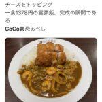 CoCo壱番屋 客数が減少 なんで食べに行かないの?