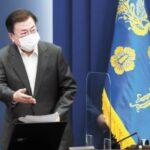 文大統領12週間隔のはずのAZワクチンを38日目に接種してしまう。韓国さん「やっぱファイザーじゃん」