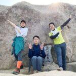 韓中日3カ国協力事務局の友情は熱い