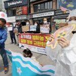 韓国紙「放射能汚染された日本列島で食べ物を安心して食べられる場所はない」