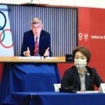 IOCバッハ会長「日本国民のへこたれない精神を称賛。五輪も乗り越える」5者協議