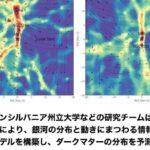 ダークマターのマップ化に成功 銀河同士を繋いでるヒモと判明 脳神経みたいだ(画像あり)
