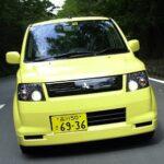 三菱ekワゴン ドイツの厳格なクルマづくり。その基準でつくりあげた,新しい三菱の軽自動車です。