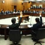 立憲と共産、「安保上重要な土地の利用を規制する法案」採決を阻止するために内閣委員長解任決議案提出
