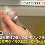 【朗報】モデルナワクチン、デルタ株にも有効!ニート「日常に戻してたまるか!ワクチン危険!反対!」