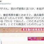 """【動画】サンモニの橋谷能理子さん「ワクチン接種が進んでいる""""せい""""で重症者が減った」と本音を漏らす  [723460949]"""
