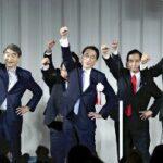 岸田派の所属議員の秘書4人コロナ感染 8日に都内ホテルで政治資金パーティ  [448218991]