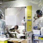 【医療崩壊】コロナ患者が病院に入り切らないので中等症の患者も自宅療養へ  [828293379]