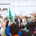 イスラム主義勢力タリバン、抗議デモに対し銃乱射 早速3人射殺  [421685208]