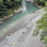 多摩川で流され、9歳男児が行方不明…母親と友人ら6人で川遊び  多摩川  [969416932]
