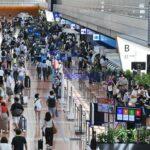 帰省ラッシュ、飛行機は500%増、新幹線はわずか10%増、この差はなんなのか?  [422186189]