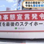 東京+4989 高齢者161 重症+21 死亡+6  [135853815]
