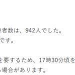 9/14 東京+1004 高齢者64 重症-17 死亡+14 収束  [135853815]