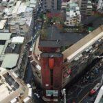 台湾で商業ビル火災、46人死亡。防犯カメラから放火の可能性  [896590257]