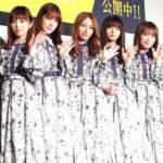 【芸能】乃木坂46、女性グループ歴代2位の「シングル1位獲得作品数」連続&通算記録を自己更新