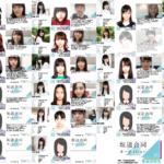 坂道研修生15人のプロフィールが公開!乃木坂、欅坂、日向坂に配属される模様www★5