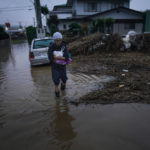 ニューヨークタイムスの台風19号報道写真、どちゃシコかっこいい 日本のマスコミよ、これが報道だ  [579392623]
