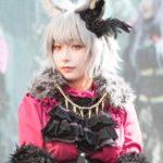 【フリーアナ】宇垣美里の「人狼コス」にマスコミ50社集結    ダークな美しさですっかり場を支配