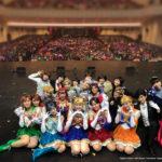 【乃木坂】セーラームーン上海公演の客席ぼかしなし画像が公開!LIVEに続きミュージカルでもガラガラwww